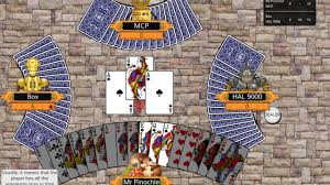 deck pinochle 4 player deck pinochle and the ace on ace leadback