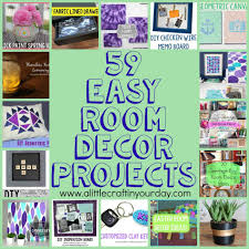 Your Day More Easy Crafts For Girls Bedroom Teenage Girl Room Decor Ideas A Little Craft