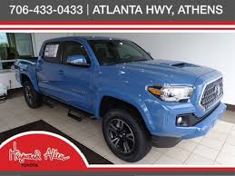 New 2019 Toyota Tacoma 4WD TRD Sport Double Cab Pickup In Athens ... Preowned 2017 Toyota Tacoma Trd Sport Crew Cab Pickup In Lexington 2wd San Truck Waukesha 23557a 2018 Charlotte Xr5351 Used With Lift Kit 4 Door New 2019 4wd Boston Gloucester Grande Prairie Alberta Sport 35l V6 4x4 Double Certified 2016 Escondido