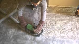clean tile grout thinset removal demolition chandler phoenix