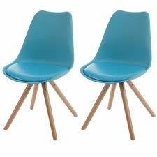 furniture chairs helle beine sitzfläche kunstleder türkis