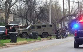 100 Swat Team Truck APD SWAT Team Finds Empty House Suspect Still Atlarge