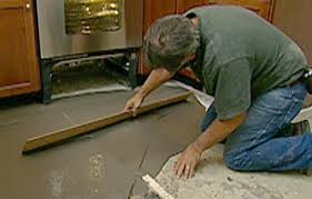 Liquid Floor Leveler Youtube by How To Level A Concrete Floor This Old House