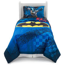 Queen Size Batman Bedding by Guardian Speed Reversible Bed Set