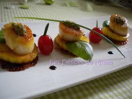 cuisine italienne gastronomique noix de jacques dolce vita les délices de mimm
