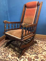 Antique American Rocker Armchair - 083 / LA116569 ... Early American Fniture And Other Styles How To Choose The Most Comfortable Rocking Chair The Best Reviews Buying Guide October 2019 Fding Value Of A Murphy Thriftyfun Beautiful Antique Edwardian Mahogany Rocking Chair Amazing Leather Seat H O W T Restore On Antique Shaker Puckhaber Decorative Antiques Era High Normann Cophagen 19th Century Caistor Chairs 91 For Sale At 1stdibs