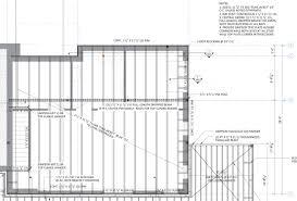 Distance Between Floor Joists On A Deck by Floor Framing Design Fine Homebuilding