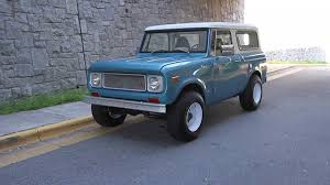 100 Scout Truck 1971 International Harvester 800 For Sale YouTube