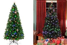 Best Choice Products 7ft Christmas Tree Photo This Fiber Optic