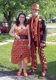 stuck at prom duct tape prom dresses and tuxedos slide 14 ny
