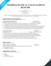 Sales And Marketing Sample Resume Of Executive Vice President