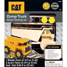 99 Truck Craft MasterPieces CAT Dump Paint Kit