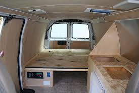 Chic Van Interior Design On Home Decor With