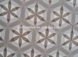 large hexagon porcelain floor tile hexagon series everstone tile