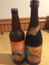 Imperial Pumpkin Ale Southern Tier by Beer Battle Southern Tier Pumking Vs Uinta Oak Jacked Pumpkin