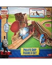 Thomas And Friends Tidmouth Sheds Wooden Railway by Holiday Sale Fisher Price Thomas U0026 Friends Wooden Railway Pirate