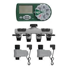 Hose Bib Timer Home Depot by Amazon Com Orbit 58872n Complete Yard Watering Kit Watering