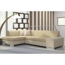 canape d angle beige meuble de salon canapé canapé d angle beige tissu sofamobili