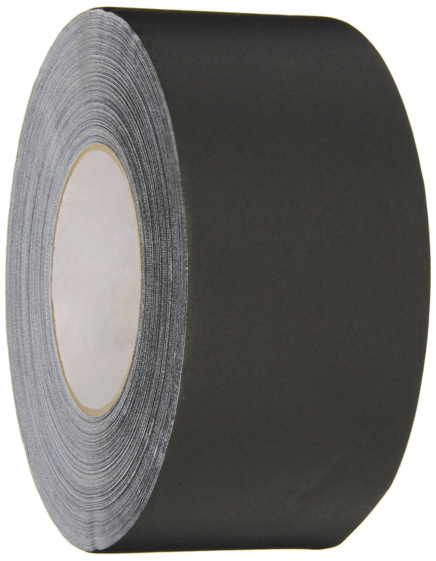 Polyken Vinyl Coated Cloth Premium Gaffer's Tape - 11.5mil x72mm x50m
