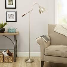 Tall Floor Lamps Walmart by Better Homes And Gardens Adjustable Arm Floor Lamp Walmart Com