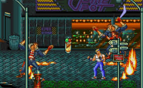 Sega releases Streets of Rage for iOS as free to play Sega