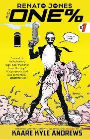 The Renato Jones Vol 1 Cover
