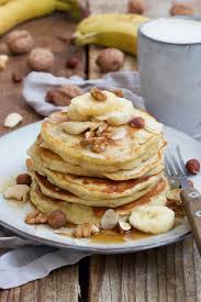 bananen pancakes rezept lifestyle