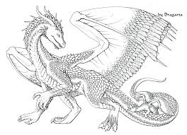 Hard Dragon Colouring Pages Coloring At Free Printable