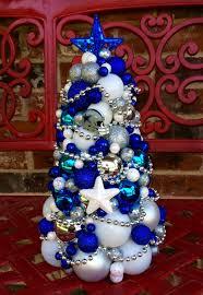 Dallas Cowboys Christmas Tree Star Topper