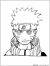 Coloriage Naruto Shippuden Sasuke Ideas How To Draw Naruto Fox Demon