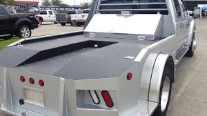All New Laredo Ford F550 Super Duty Truck Bed Hauler - YouTube