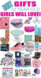 Gifts 12 Year Old Girls Best gift ideas and suggestions for 12 yr