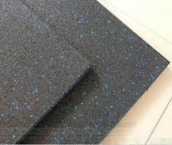 China Gym Rubber Flooring Playground Floor Tile Mat