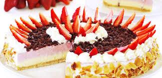erdbeer vanille torte qimiq