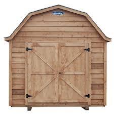Tuff Shed Barn Deluxe by Door Shed U0026 Door Features 5