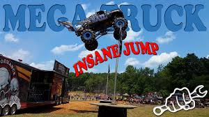 INSANE SAIL MEGA MUD TRUCK JUMP - YouTube