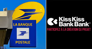 si e la banque postale kisskissbankbank et la banque postale une alliance gagnant gagnant