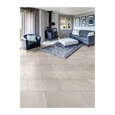 Cork Wall Tiles Home Depot by Marazzi Authentica Fog 12 In X 24 In Glazed Porcelain Floor And