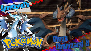 Pokemon Papercraft Mega Charizard X