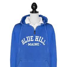 blue hill maine sweatshirt u2022 the meadow of maine