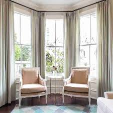 Bay Window Dining Room Color Ideas Of Treatments For Windows In 7