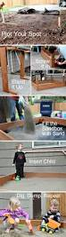 how to build a sandbox finally modern parents messy kids