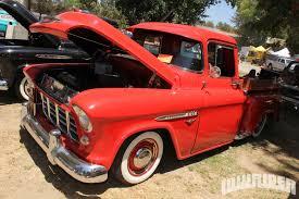 Classic Lowrider Trucks