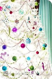 Images Of White Christmas Trees Decorated Top Tree Decorations Celebrations In Ideas 4