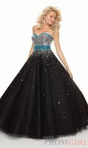 ball gown dresses for girls beaded black ball gowns mori lee