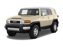 2012 Toyota FJ Cruiser Review, Ratings, Specs, Prices, And Photos ...