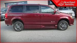 BraunAbility Dodge Entervan XT Wheelchair Van Conversion