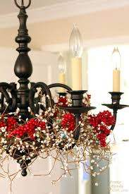 45 Christmas Decorating Ideas for Pendant Lights and Chandeliers