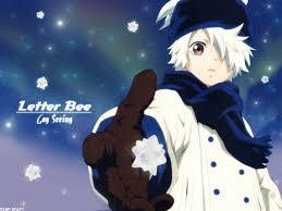 Momentum Anime The Anime Blog Letter Bee REVERSE Episode 08