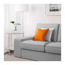 Kivik Sofa Cover Uk by Kivik Two Seat Sofa Ramna Light Grey Ikea